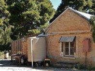 Haus, Wassertank