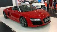 rotes Audi